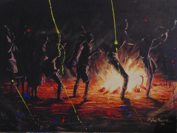 ''Kuru festival'' - Kanye Artworks
