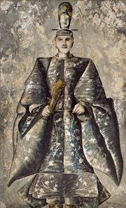 Hirohito Batik by Dior Vargas