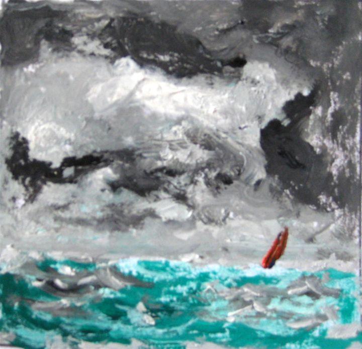 Open Sea - II - jovan cavor