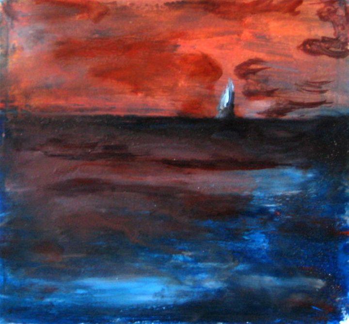 Open Sea - III - jovan cavor