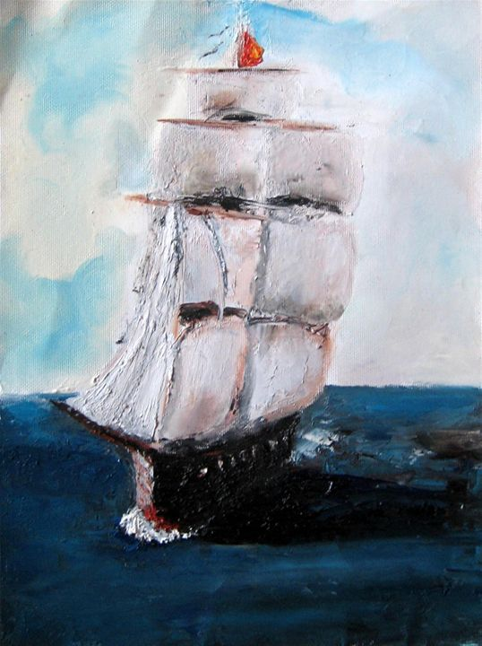 Sailing Ship - jovan cavor