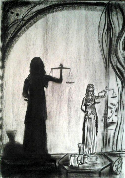 Shadow of Justice - jovan cavor