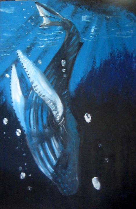 Whale II - jovan cavor