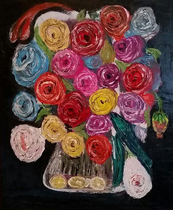 Bouquet - jovan cavor