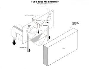 Tube Type Oil Skimmer©
