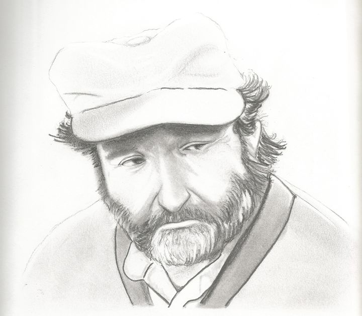Robin Williams (Good Will Hunting) - Kevin Jones
