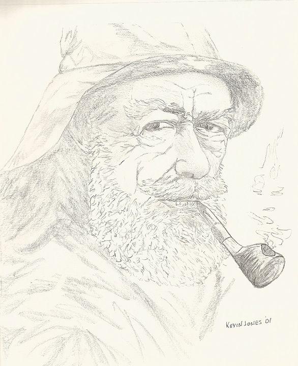 Old Fisherman - Kevin Jones