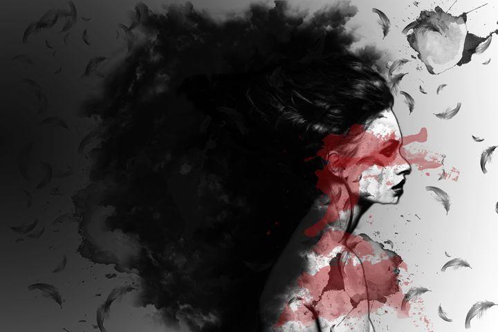 A Beautiful Darkness - Star Art