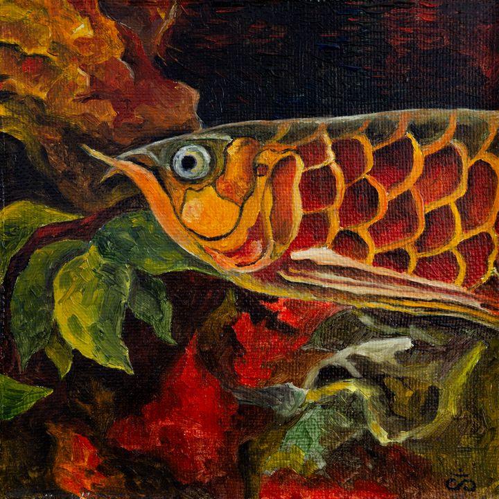 Serious fish - SL