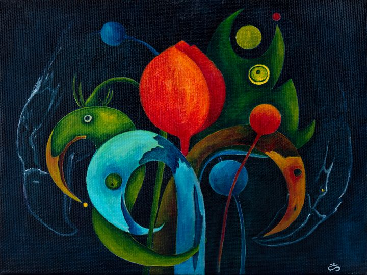 Bouquet of birds - SL