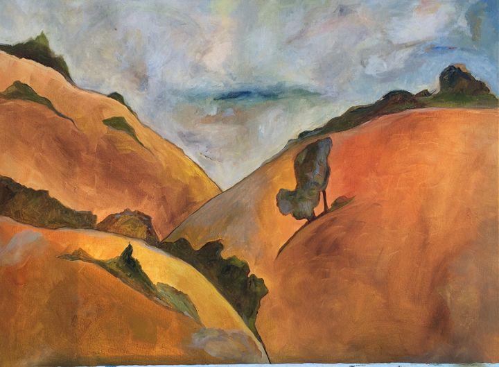 """Hills in Autumn"" - Alexandria's Art"