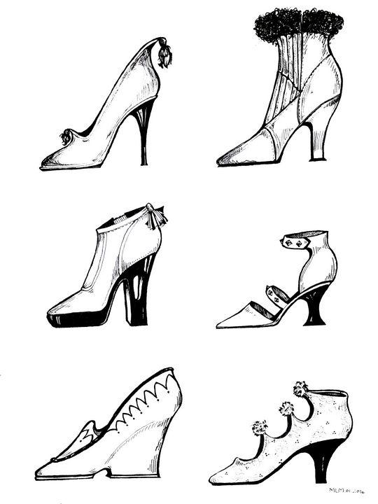 Drawing Dessin Plume Encre De Chine Voicivoilà Drawings