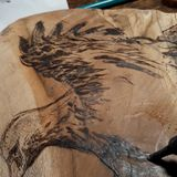 pyrography, woodburning