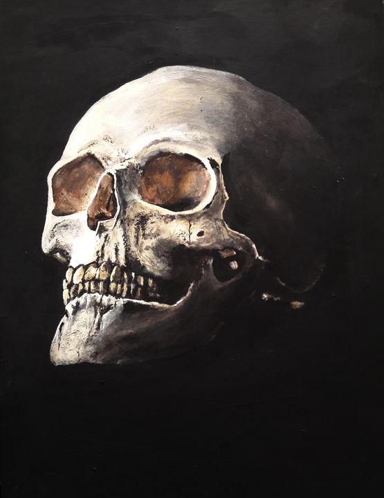 skull - Juan Guzmán Messages