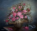original oil painting, one of a kind