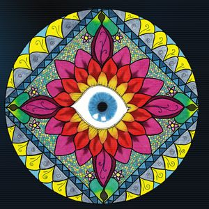 Eye Mandala - LozsArt