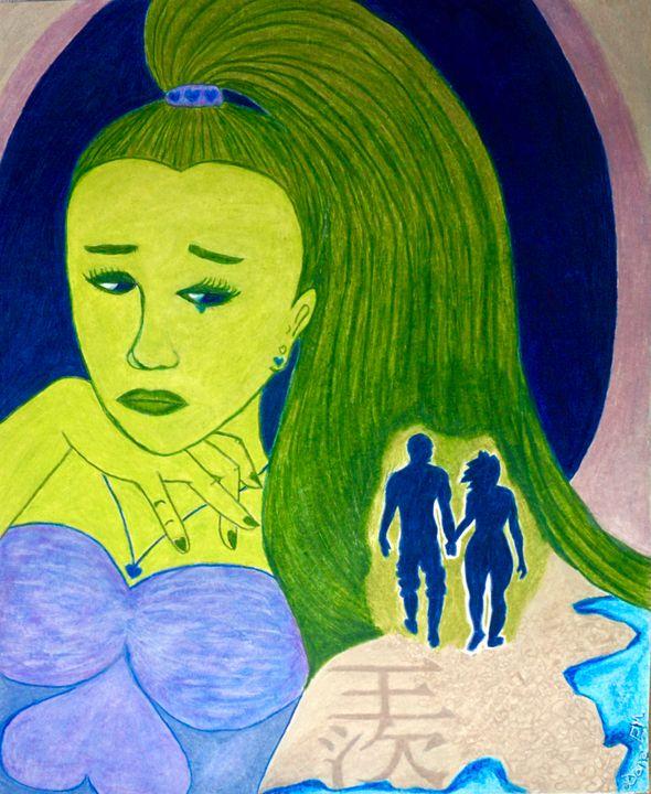 Envy - Dana E.M. Art