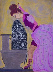 Toxicity - Dana E.M. Art