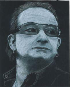 Bono - Dana E.M. Art