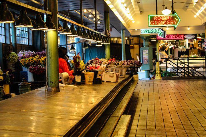 Pike Place Market 9 - 727 Jazz & Co