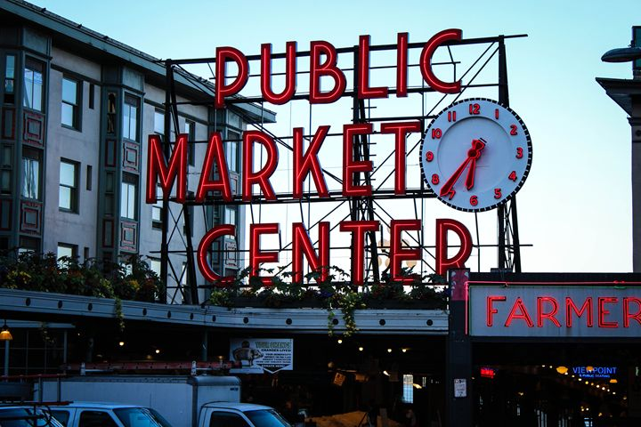 Pike Place Market - 727 Jazz & Co