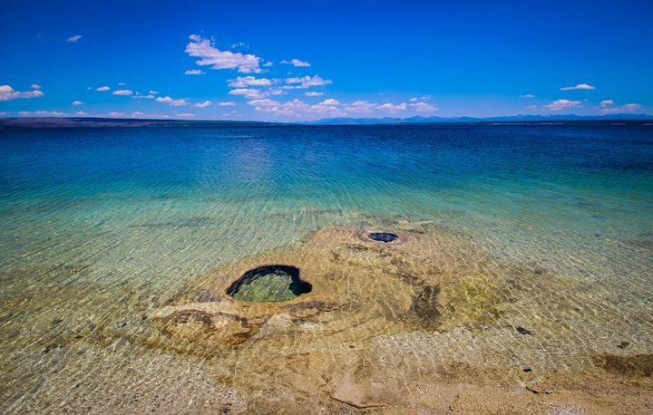 Geyser Pools of Yellowstone 6 - 727 Jazz & Co