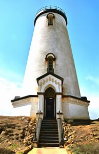 The Piedras Blancas Lighthouse - FASGallery/ArtPal