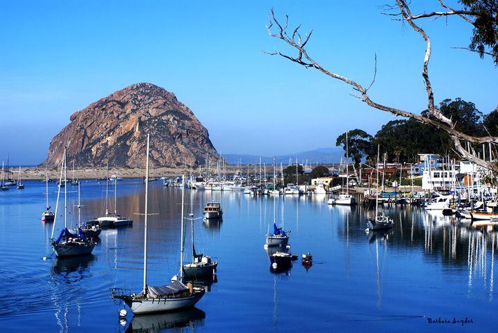 Bay View Morro Bay California - FASGallery/ArtPal