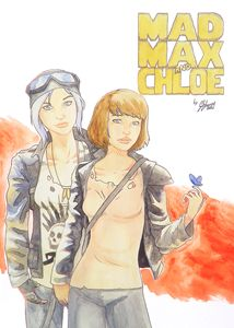 Mad Max and Chloe