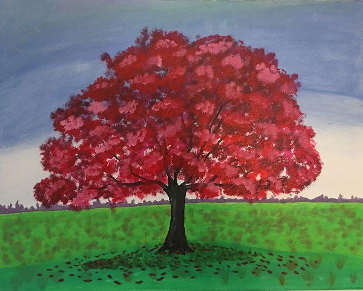 fall colors - Heart of Aayushi