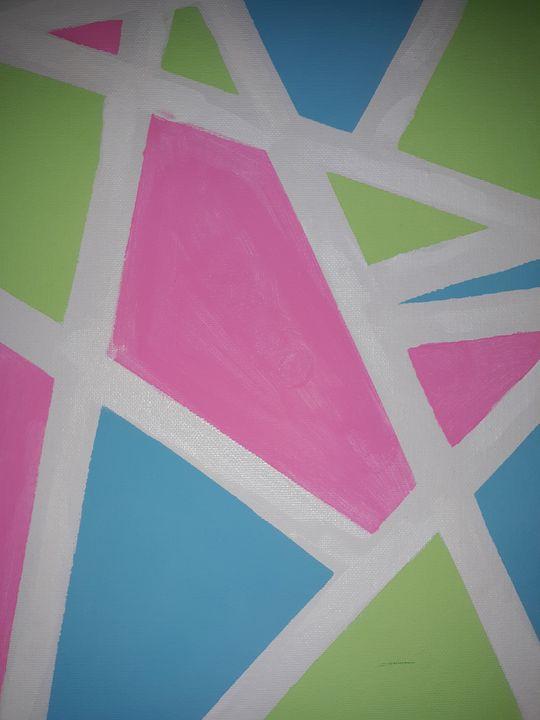Abstract Art - Danielle's Gallery!
