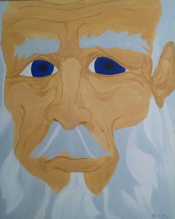 Aging with Dignity - eel art / Erin Lanier