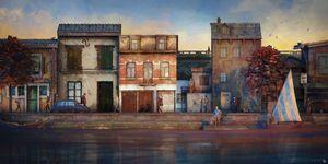 Le Rue D'Automne - Davide Pellino