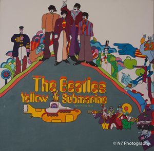 Yellow Submarine - Redbusart