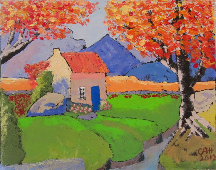 French Cottage - Chris Hiles