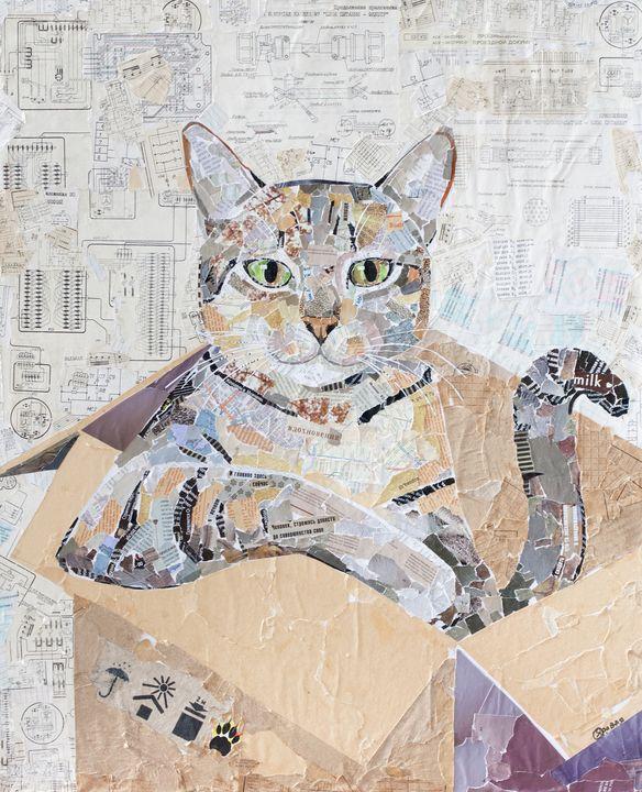 king of the box - yarovaya.art