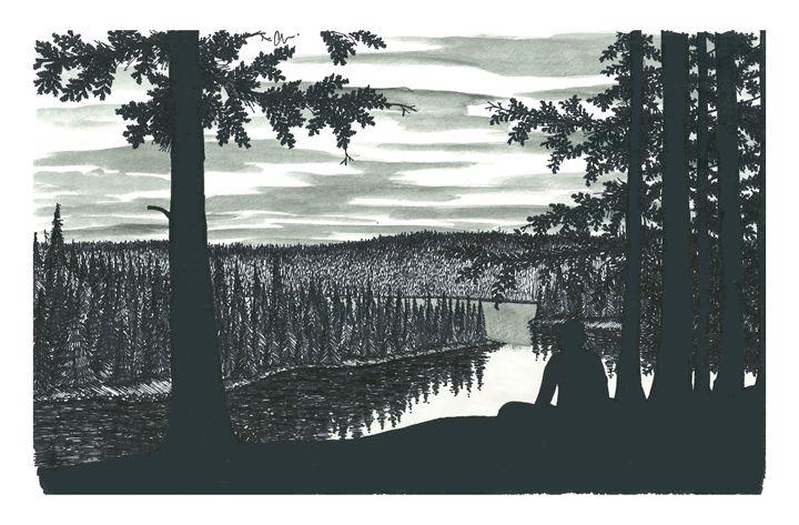 Solitude - Jonathan Baldock