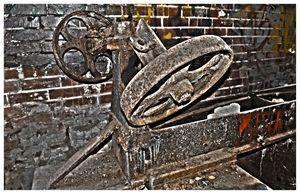 Old Factory Machinery - Jonathan Baldock