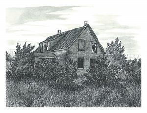 Blues Mills Farm House - Jonathan Baldock