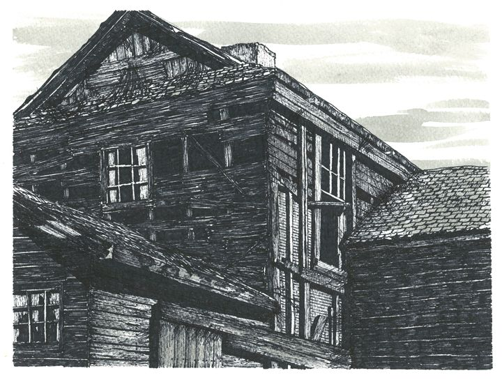 Spooky House - Jonathan Baldock