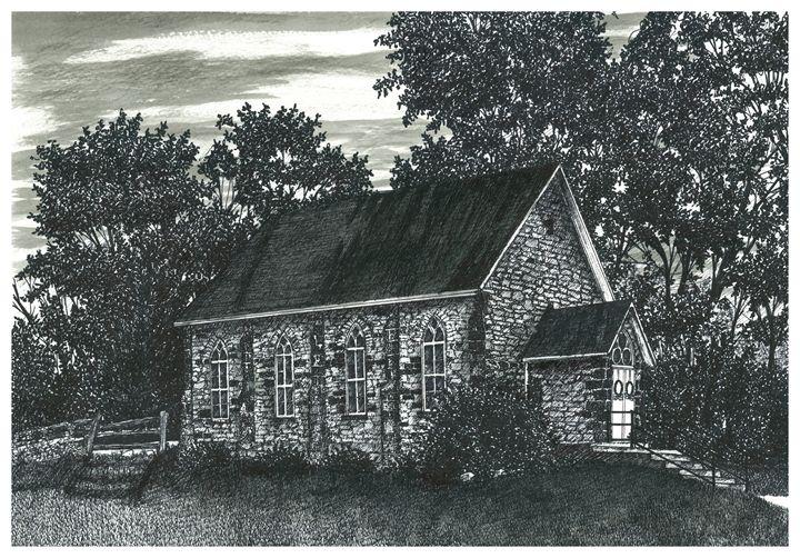 Limehouse United Church - Jonathan Baldock