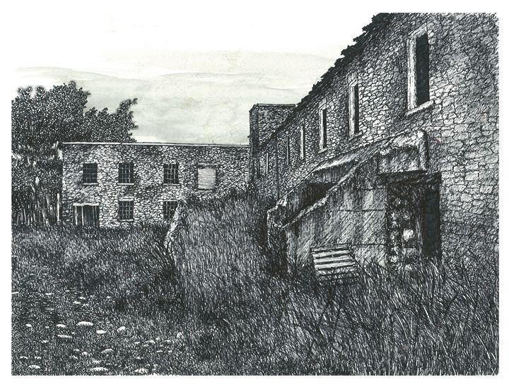 Barber Paper Mill - Jonathan Baldock