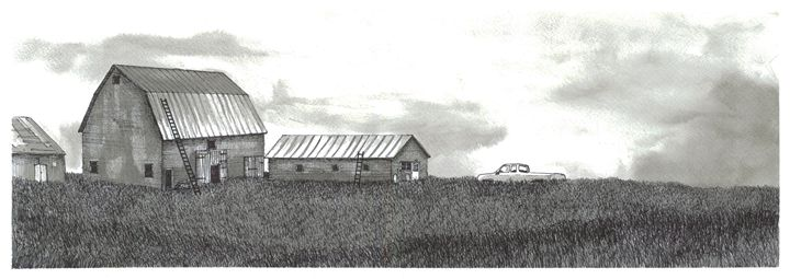 Maritime Farm - Jonathan Baldock