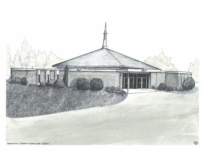 Georgetown Christian Fellowship - Jonathan Baldock