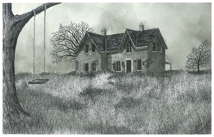 Abandoned Memories - Jonathan Baldock