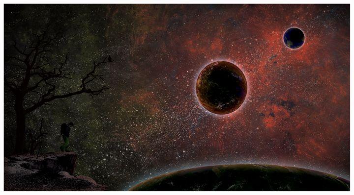 Into the Abyss - Jonathan Baldock