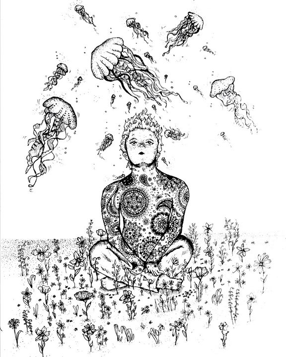Dreaming of Jellyfish - Ashiya Creations (アシヤ)
