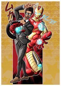 Stand User Tony Stark