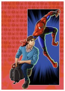 Stand User Peter Parker