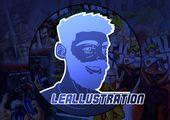 Leallustration